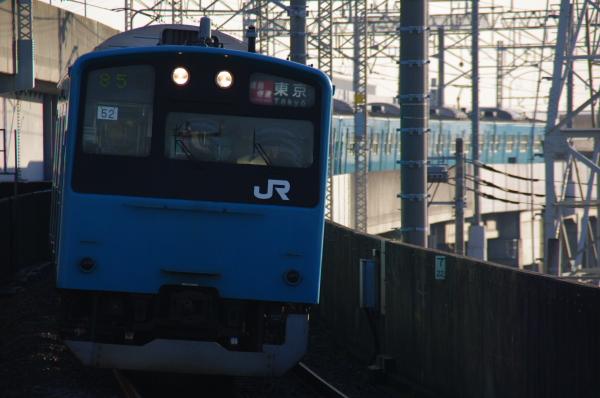 2010年12月23、24日 京葉線  ケヨ52+K2 二俣新町