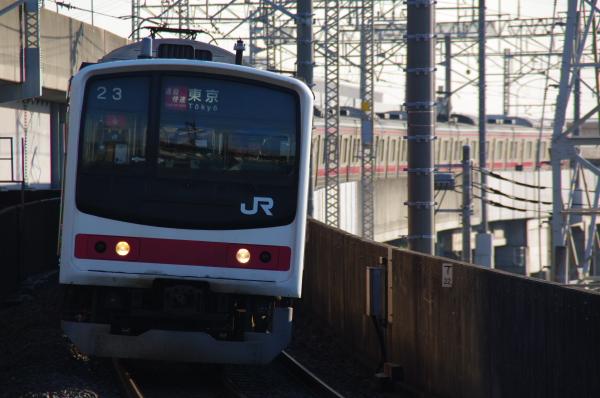 2010年12月23、24日 京葉線  ケヨ9 二俣新町