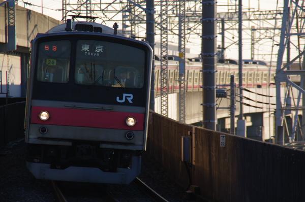 2010年12月23、24日 京葉線  ケヨ26 二俣新町