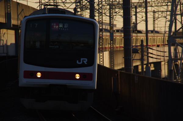 2010年12月23、24日 京葉線  ケヨ4 二俣新町