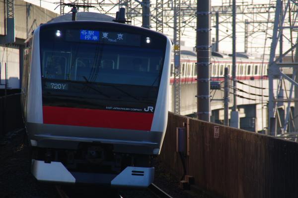 2010年12月23、24日 京葉線  ケヨ506 二俣新町