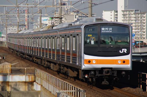 2010年12月23、24日 京葉線  ケヨM35