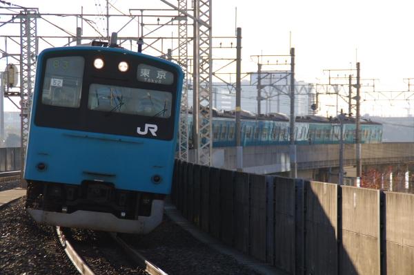 2010年12月26、27日 京葉線  ケヨ52