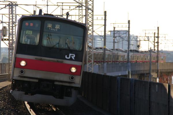 2010年12月26、27日 京葉線  ケヨ25