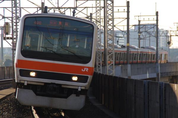 2010年12月26、27日 京葉線  M71