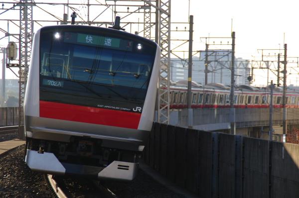 2010年12月26、27日 京葉線  ケヨ504