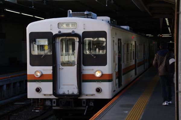 2010年1月3,4、5日 名古屋観光 119系 E1