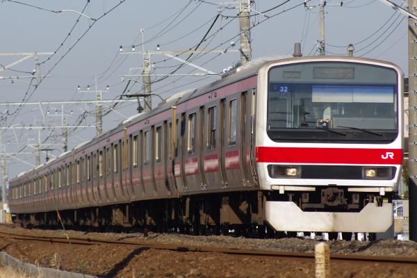 2011年1月9日 外房線 ケヨ32 大網‐永田 4305A