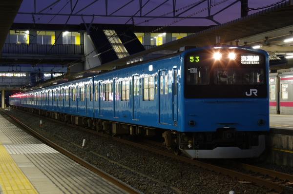 2011年1月19日 ケヨ51+K1 蘇我