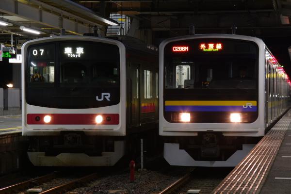 2011年1月18日 ケヨ9 誉田並び