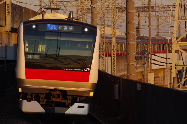 2011年1月22日 京葉線 ケヨ508 二俣新町