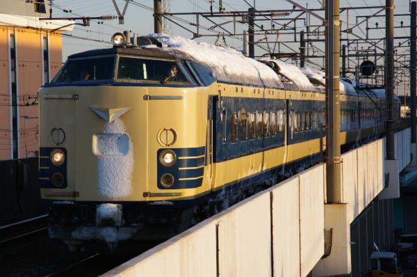 2011年1月22日 京葉線 583系