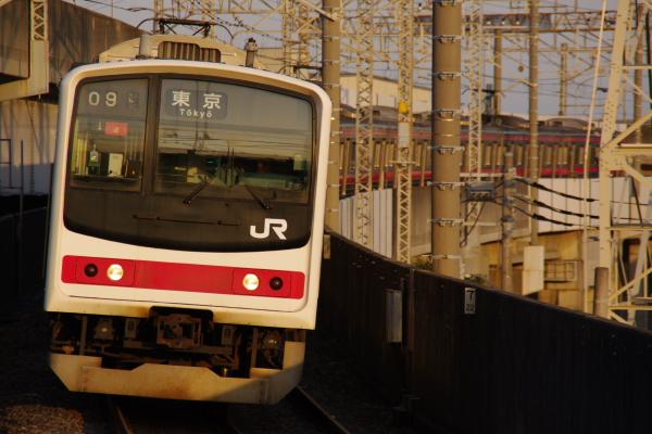 2011年1月28日 京葉線 ケヨ4 二俣新町