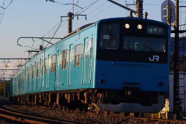 2011年1月30日 外房線 ケヨ54 永田‐大網