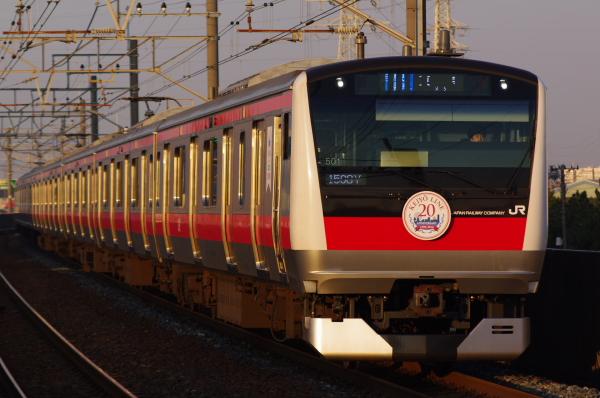 2011年2月3日 京葉線 ケヨ501 市川塩浜