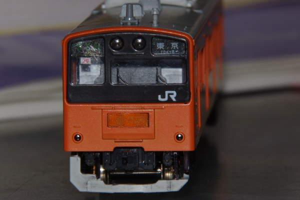 2011年2月5日 鉄道模型 3