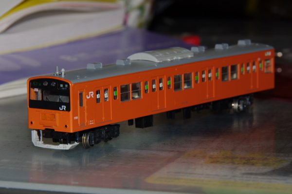 2011年2月5日 鉄道模型 2