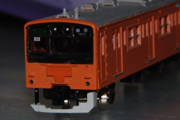 2011年2月5日 鉄道模型 7