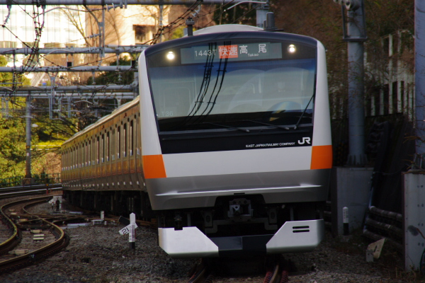 2011年2月13日 中央線 トタT36 お茶の水‐四谷