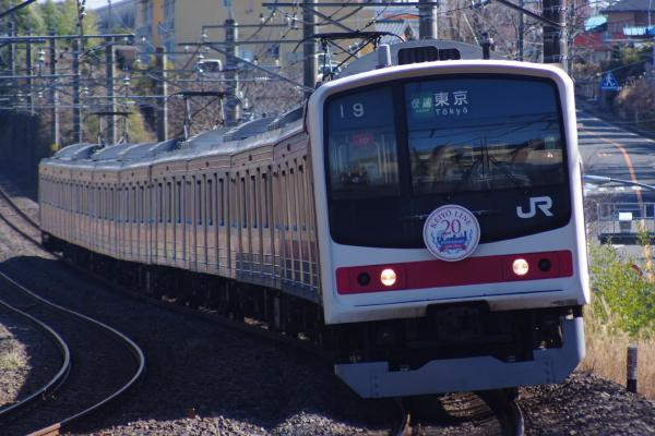2011年2月13日 外房線 ケヨ10 鎌取‐誉田
