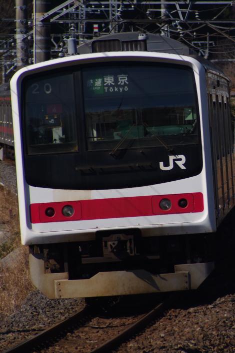 2011年2月13日 外房線 ケヨ4 大網