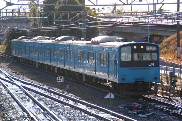 2011年2月13日 外房線 K3 誉田‐土気