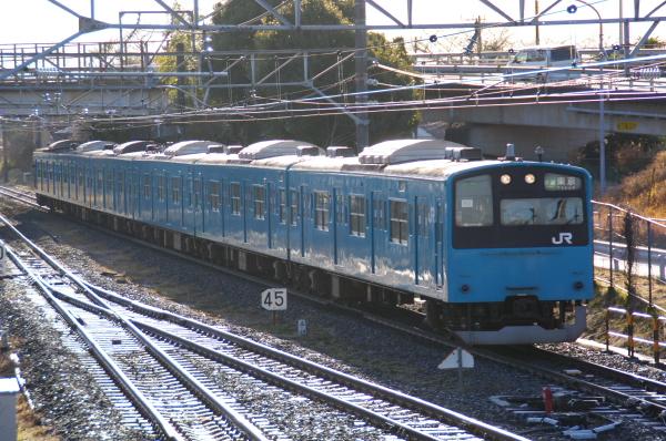 2011年2月13日 外房線 ケヨ53 誉田‐土気