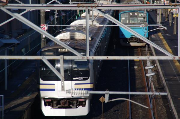 2011年2月13日 外房線 誉田
