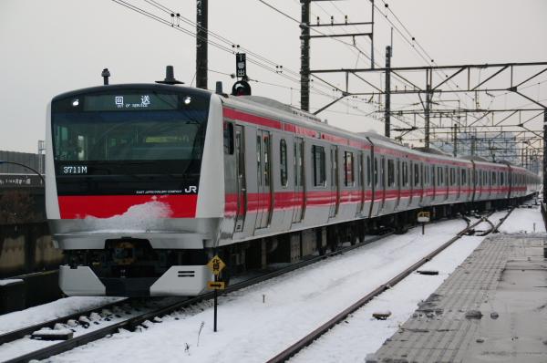 2011年2月16日~京葉線 ケヨ511 新習志野