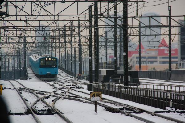 2011年2月16日~京葉線 接近