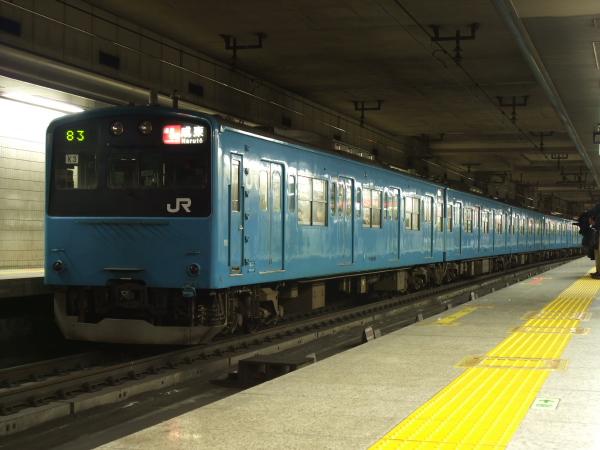 2011年2月17日~京葉線 ケヨ52+K2 東京
