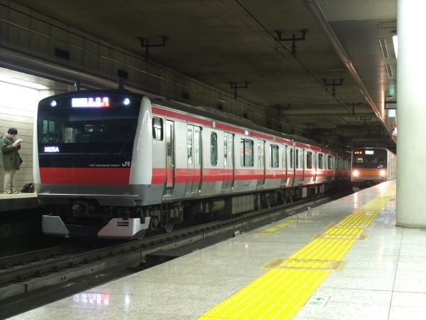 2011年2月17日~京葉線 ケヨ508 東京