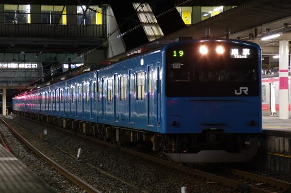 2011年2月18日~京葉線 ケヨ53+K3 蘇我