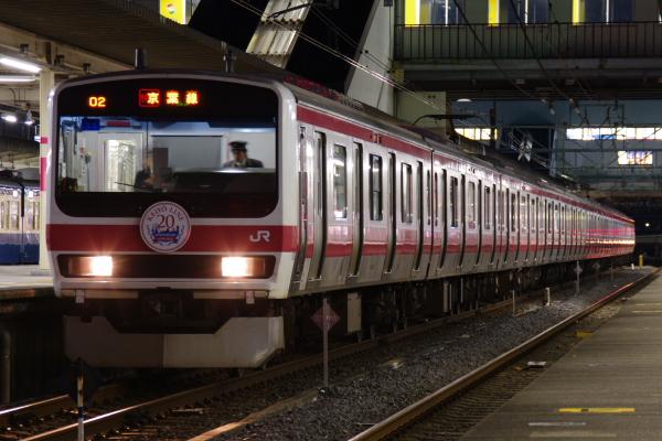 2011年2月18日~京葉線 ケヨ34 蘇我