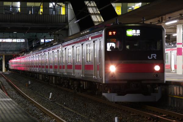 2011年2月18日~京葉線 ケヨ24 蘇我