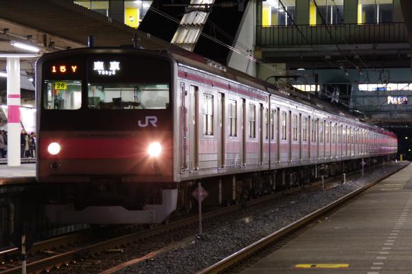 2011年2月18日~京葉線 ケヨ26 蘇我
