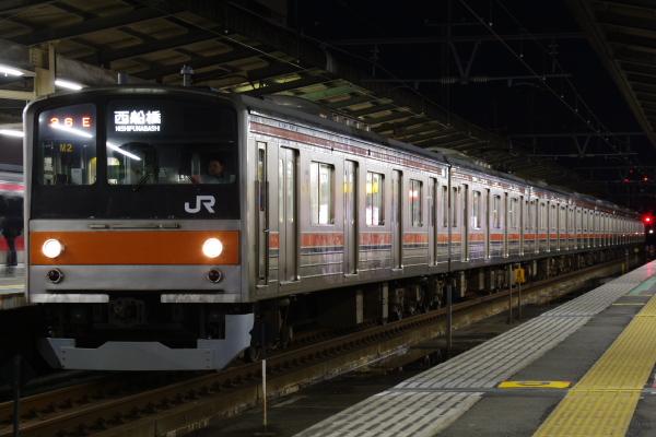 2011年2月18日~京葉線 ケヨM2 海浜幕張