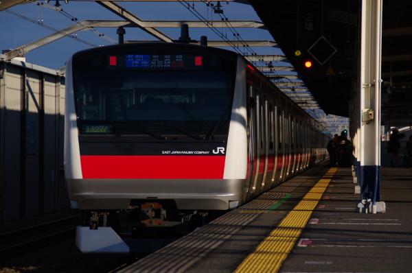 2011年2月18日~京葉線 ケヨ508 臨海公園