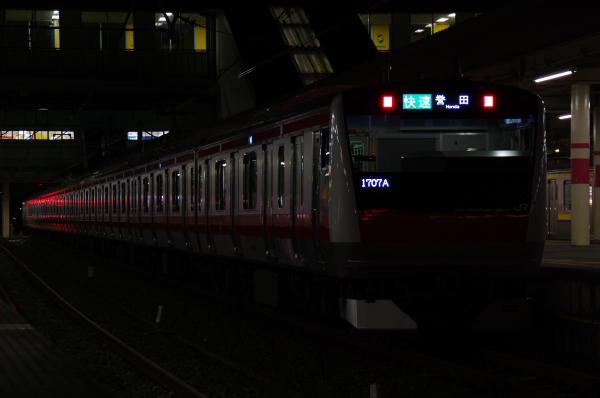 2011年2月18日~京葉線 誉田