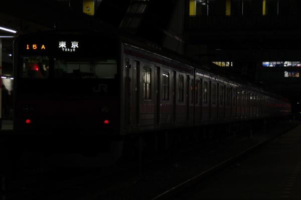2011年2月18日~京葉線 列番
