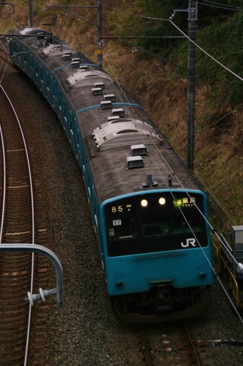 2011年2月20日~外房線 ケヨK2