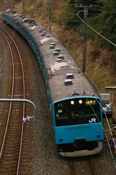 2011年2月20日~外房線 ケヨ52 土気-大網