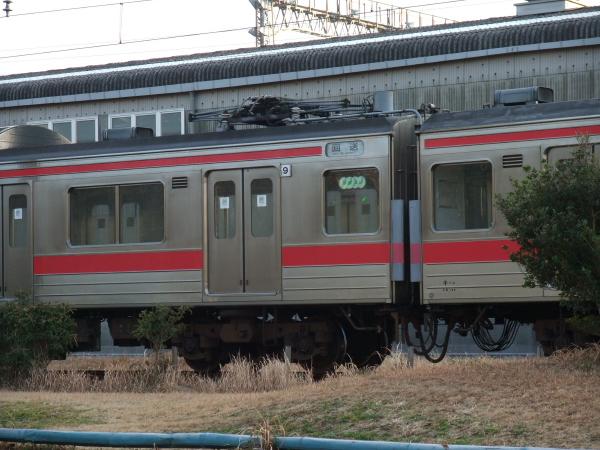 2011年2月25日 京葉車両センター2