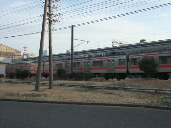 2011年2月25日 京葉車両センター1