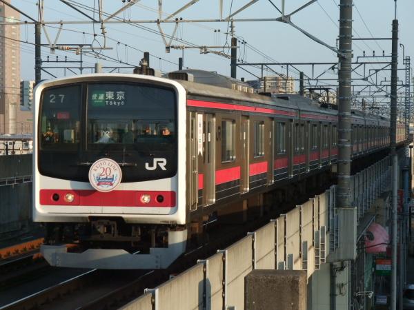 2011年2月26日~京葉線 ケヨ10 千葉みなと