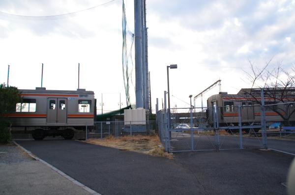 2011年3月2日 京葉線 ケヨ区