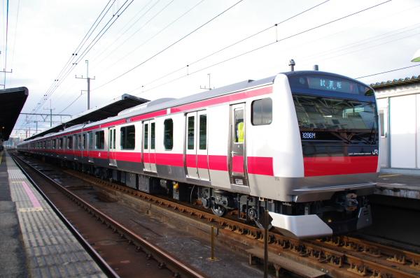 2011年3月2日 京葉線 ケヨ552+F52