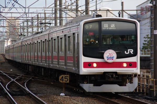 2011年3月2日 京葉線 ケヨ10 新習志野
