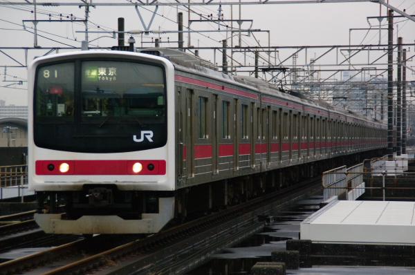 2011年3月2日 京葉線 ケヨ9 海浜幕張