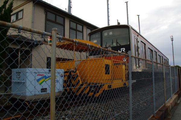 2011年3月2日 京葉線 M22